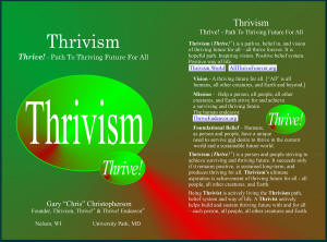 Thrivism book cover